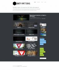 유니티 스크립트 개발 사이트